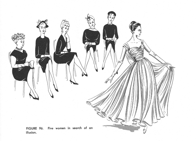 From Dress Selection and Design by Marion S. Hillhouse