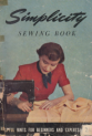 Simplicity Sewing Book (c) 1947