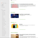 The Feedly Interface